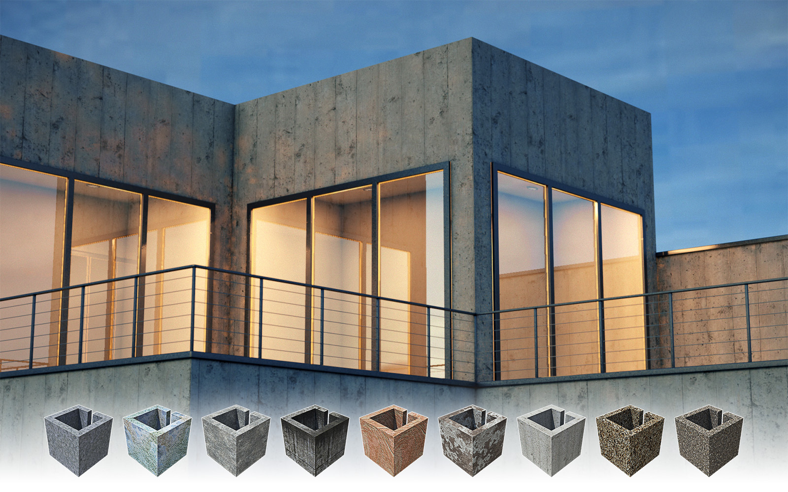 cinema 4d concrete textures 03