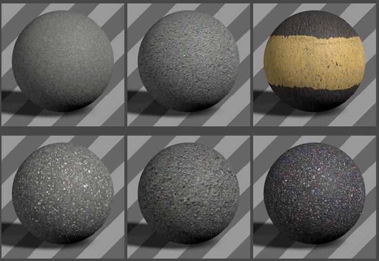 asphalt textures 01