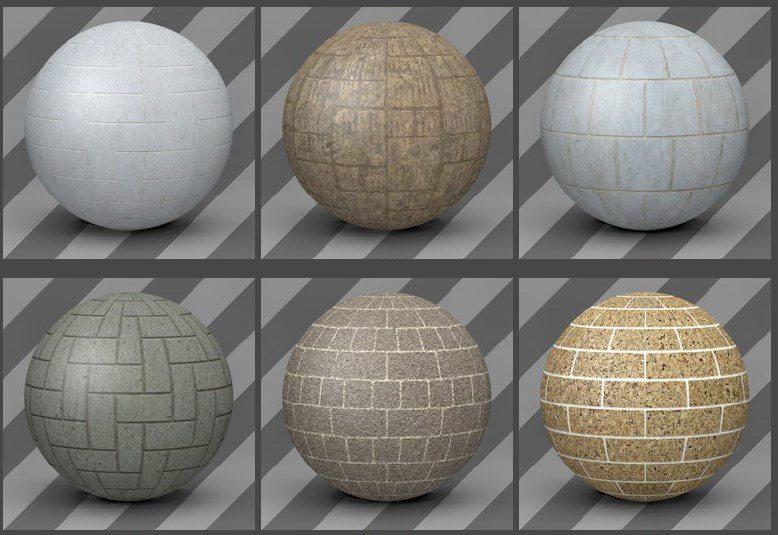 brick textures 01