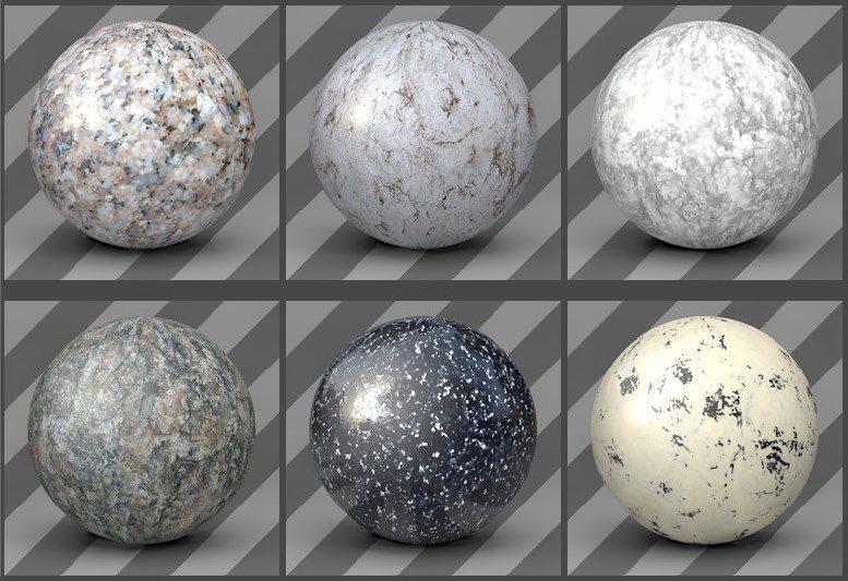 cinema 4d marble textures 06