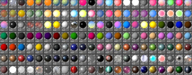 500 free Cinema 4D Materials - Free Cinema 4D Textures